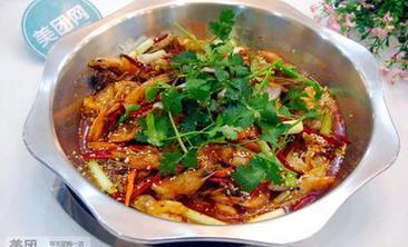漁妳香約 烤全鱼·香辣虾-美团