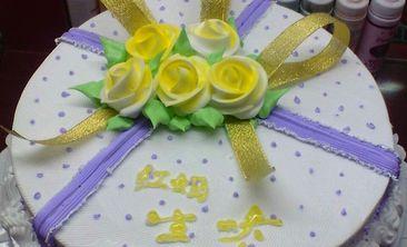 金美蛋糕店-美团