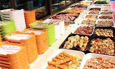 韩都自助烤肉超市-美团