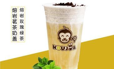 厚呷台式茶饮制造-美团