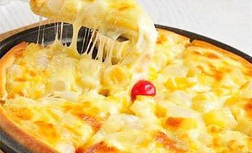 美味滋意式披萨-美团