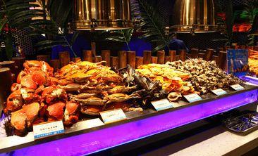 夏威夷海鲜自助餐厅-美团