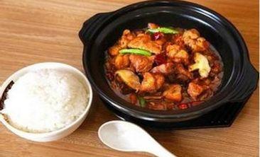 彭德楷黄焖鸡米饭-美团