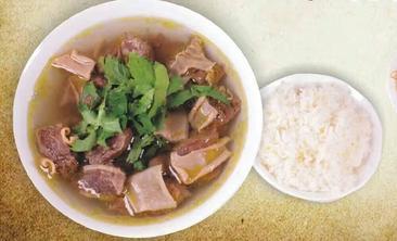 原汁牤牛炖肉·汤-美团