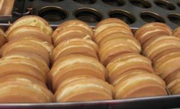 鲜奶车轮饼-美团