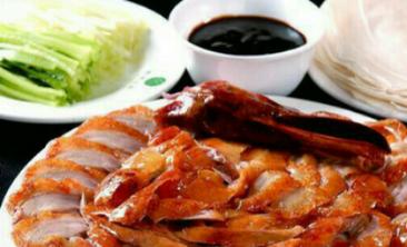 源聚斋正宗北京果木烤鸭-美团