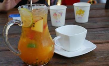 菲尔曼咖啡茶语馆-美团