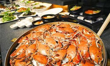 韩丽轩铁桶海鲜自助烤肉-美团