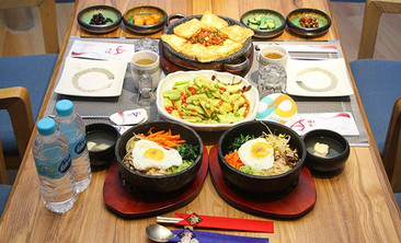 民松朝鲜族料理-美团