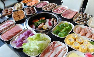 韩城食尚自助烤肉-美团