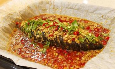 喜洋洋巫山纸包鱼-美团