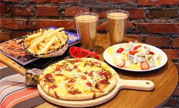 奥际披萨咖啡-美团