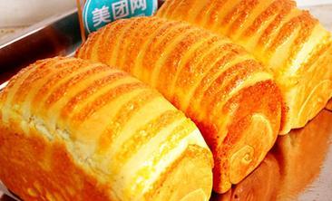 黄金手撕面包-美团