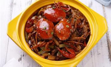 多嘴肉蟹煲-美团
