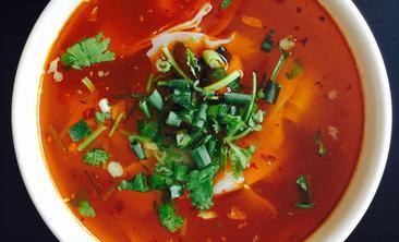 酸菜鱼米线店-美团