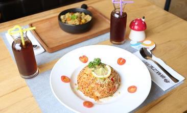 蘑菇家西餐厅-美团