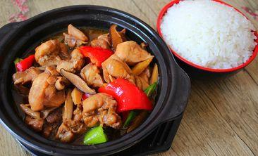 今食尚黄焖鸡米饭-美团
