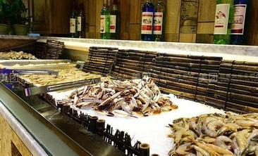 金滏山烤肉海鲜火锅自助餐-美团