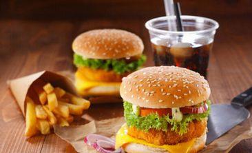 山姆士汉堡快餐-美团