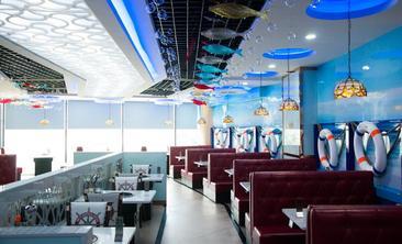 银鲨海鲜自助餐厅-美团