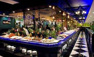 江南时代海鲜烤肉自助餐厅-美团