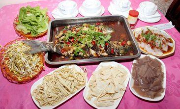 新留香川菜馆万州烤鱼-美团