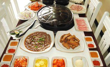 新罗韩国料理-美团