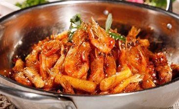 《0048》香辣虾品味干锅-美团