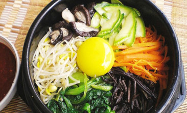 猪头记韩国石锅拌饭-美团