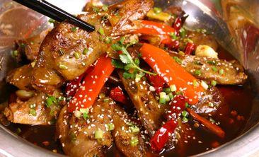 蜀香干锅鸭头-美团