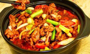 万州烤鱼重庆鸡公煲-美团