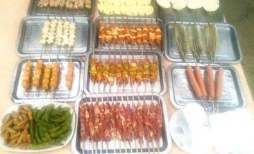 淮南牛肉汤烧烤城-美团