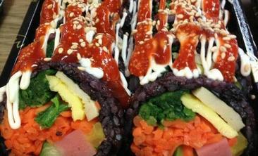 首尔街韩式紫菜包饭屋-美团