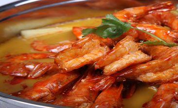 虾滋虾味虾火锅-美团