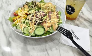 EX.Salad-美团