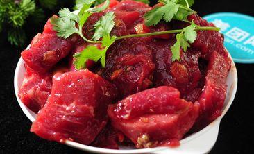 草原清汤鲜黄牛肉-美团
