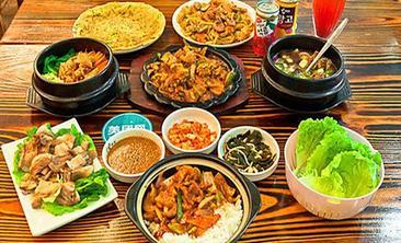 明洞韩国料理-美团