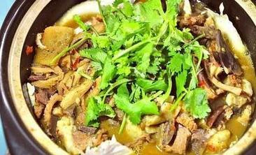 新兴羊肉砂锅-美团
