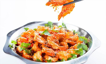 阿华大虾-美团