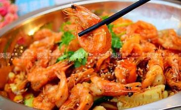 潮港大虾-美团