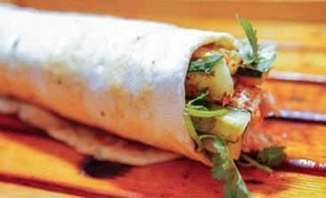 黄记卤肉卷-美团