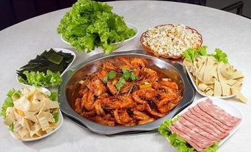顶好大虾炝锅鱼-美团