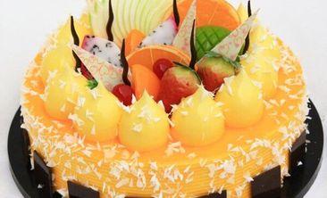 美式蛋糕城-美团