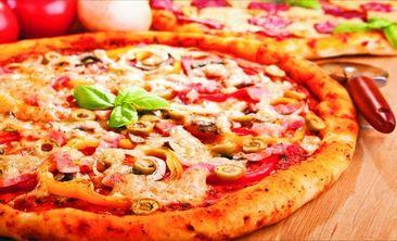 津乐美清真披萨牛排-美团