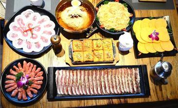 韩柏炭火黄牛烤肉专门店-美团