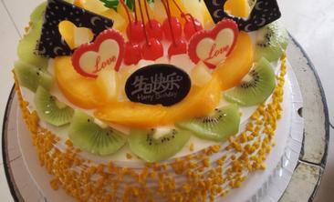 温馨园蛋糕店-美团