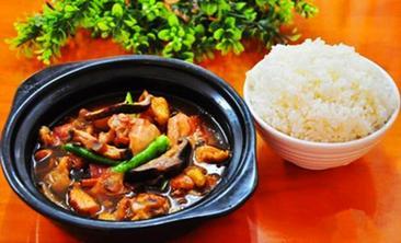 味思源黄焖鸡米饭-美团