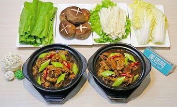 辣食尚黄焖鸡米饭-美团