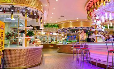金福海自助餐厅-美团