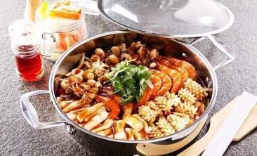 走锅路锅三汁焖锅-美团